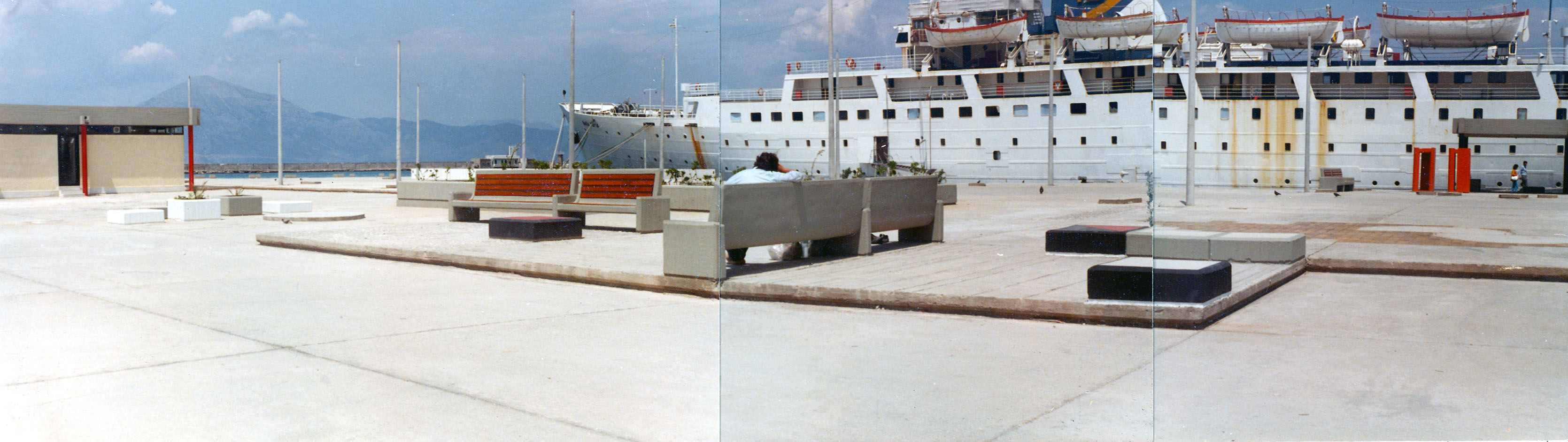 Φωτογραφίες έργων - Architectural Portfolio Pier at the St Nicholas' Harbour, Patra, Greece