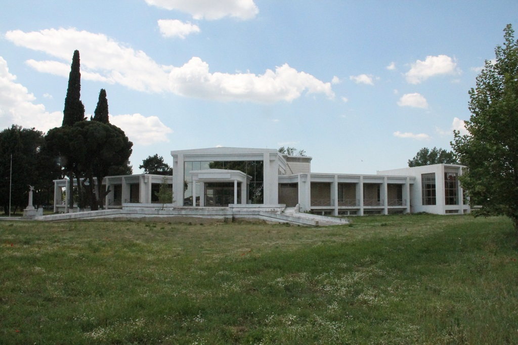 Φωτογραφίες έργων - Architectural Portfolio Completion of Billio Cultural Center